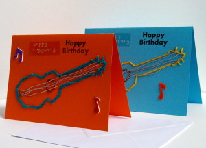 happy birthday_2 display card_guitar music