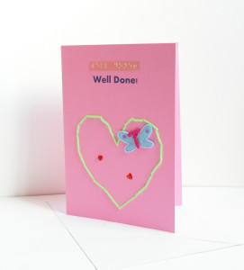 well done card_heart_01