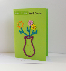 well done card_vase of flowers_01